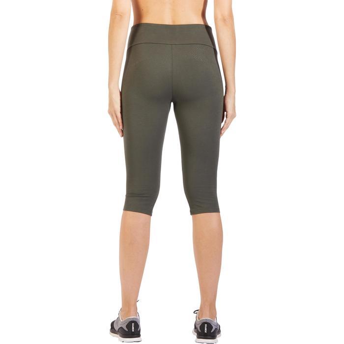 Corsaire 900 Gym & Pilates Femme kaki - 1318315