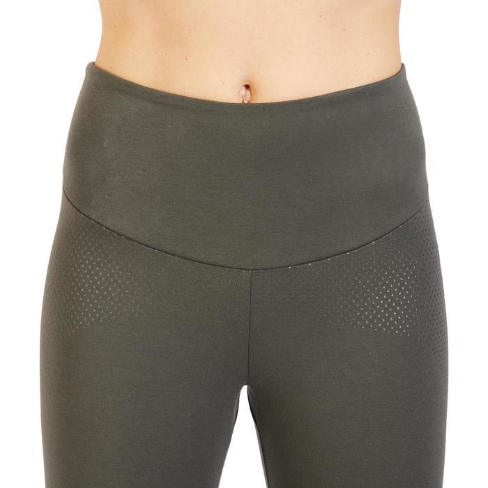 Corsaire 900 Gym & Pilates Femme kaki - 1318341