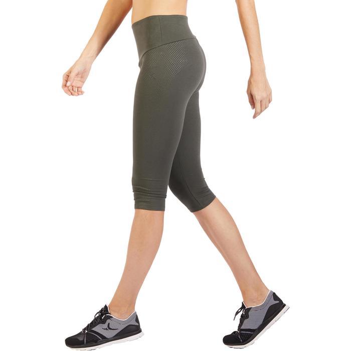 Corsaire 900 Gym & Pilates Femme kaki - 1318344