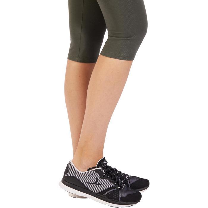 Corsaire 900 Gym & Pilates Femme kaki - 1318350