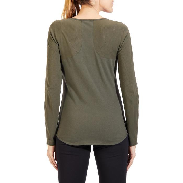 T-Shirt 900 manches longues Gym & Pilates Femme - 1318356