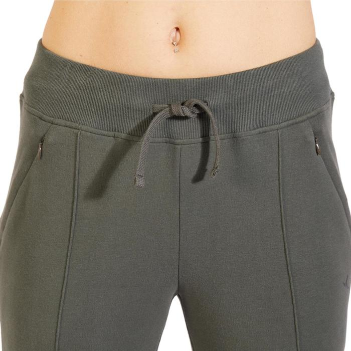 Pantalon 920 slim Gym & Pilates femme - 1318385