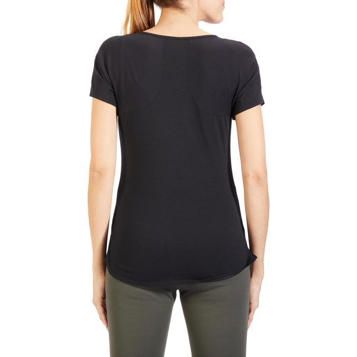T-Shirt 900 manches courtes Gym & Pilates femme - 1318412