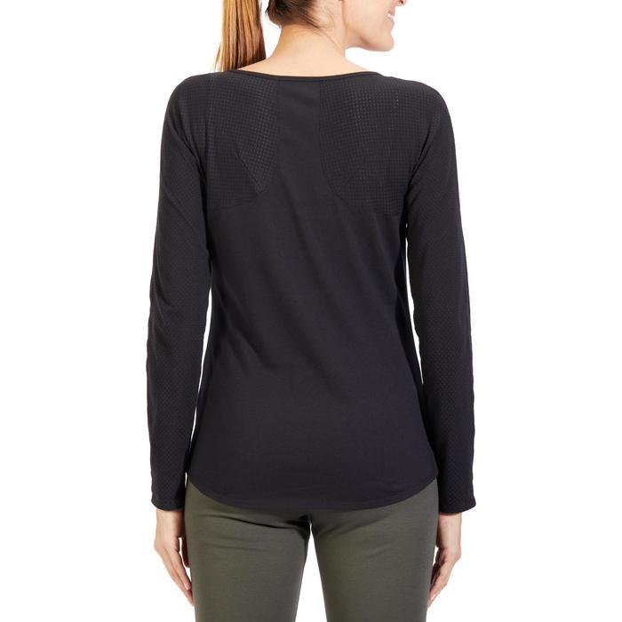 T-Shirt 900 manches longues Gym & Pilates Femme - 1318435