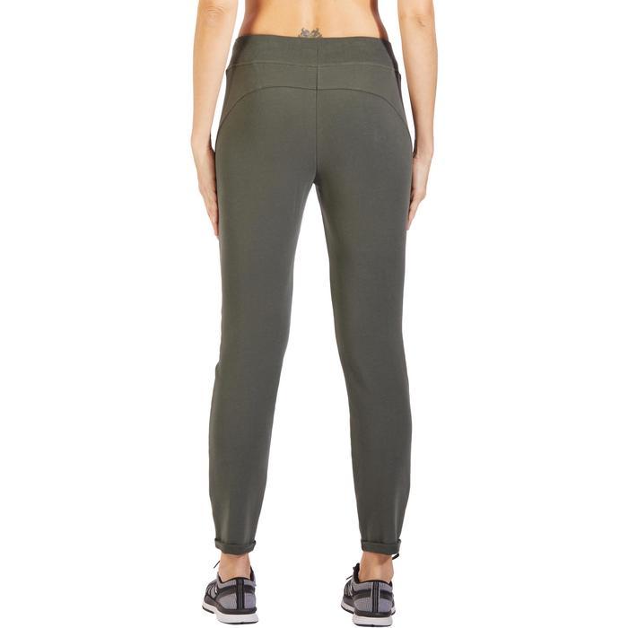 Pantalon 920 slim Gym & Pilates femme - 1318481