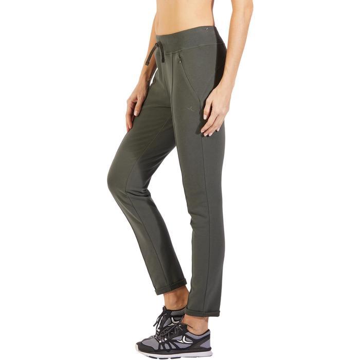 Pantalon 920 slim Gym & Pilates femme - 1318547