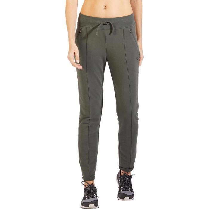 Pantalon 920 slim Gym & Pilates femme - 1318549
