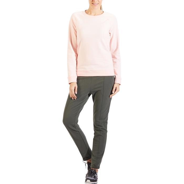 Pantalon 920 slim Gym & Pilates femme - 1318567