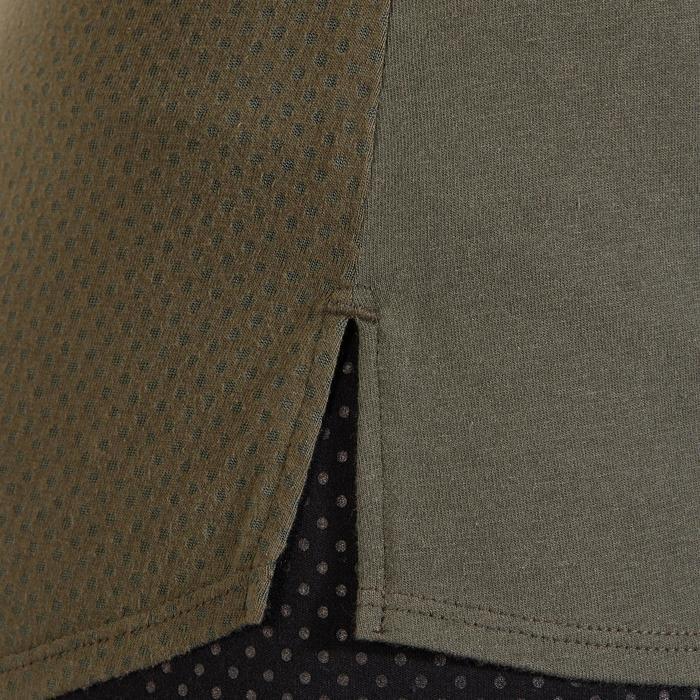 T-Shirt 900 manches courtes Gym & Pilates femme - 1318575