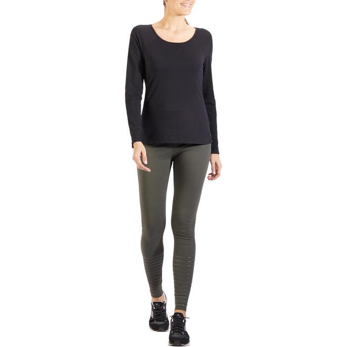 T-Shirt 900 manches longues Gym & Pilates Femme - 1318576