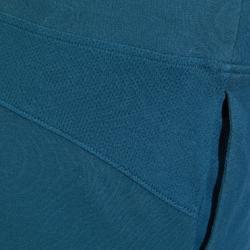 Short 520 gimnasia y pilates mujer azul turquesa