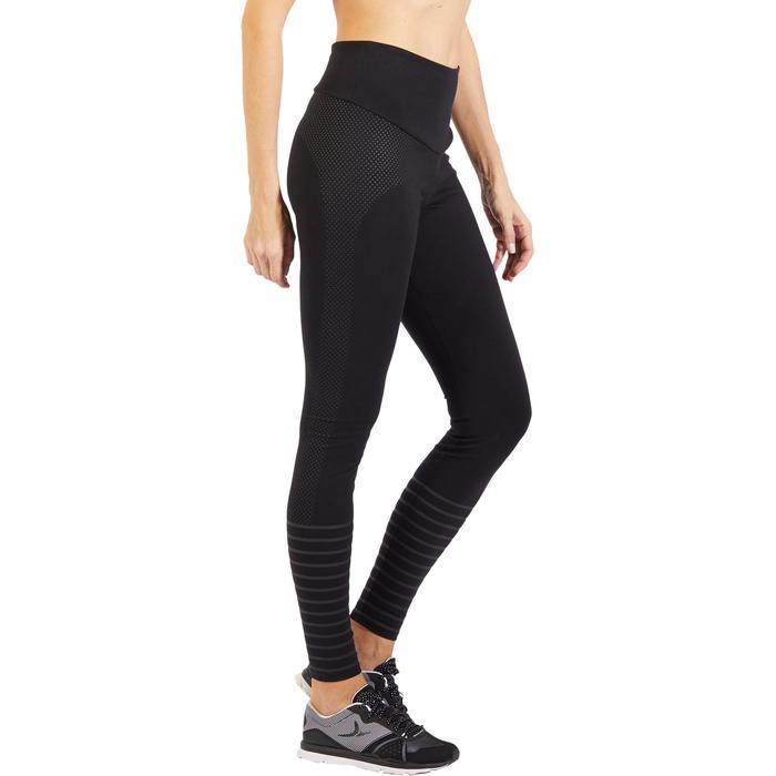Legging 900 Slim Gym & Pilates Femme noir