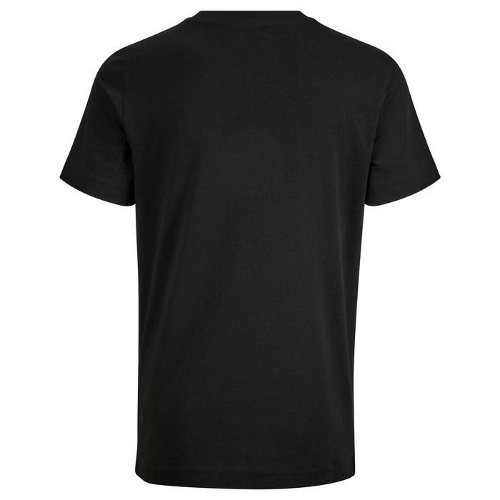 TShirt Fitness garçon noir - 1318695