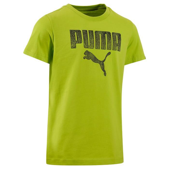 Tshirt Fitness garçon DryCELL vert - 1318710