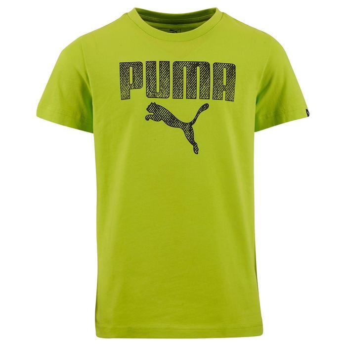 Tshirt Fitness garçon DryCELL vert