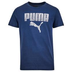 Tshirt Fitness garçon DryCELL bleu