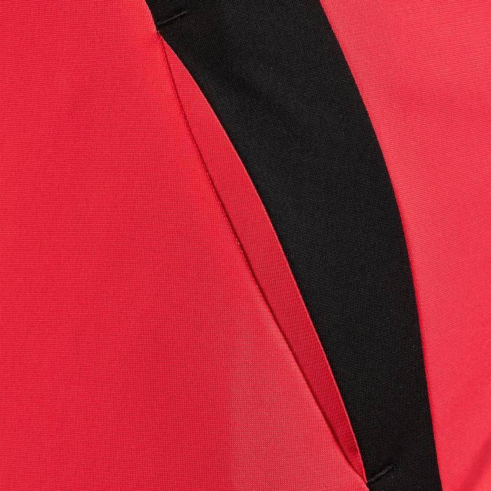 Survêtement Fitness fille noir rose - 1318777