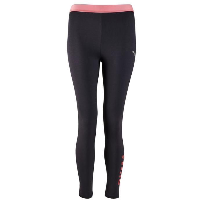 Legging Fitness fille gris - 1318780
