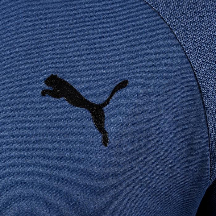 T-shirt PUMA Gym & Pilates homme bleu Evostripe - 1318783