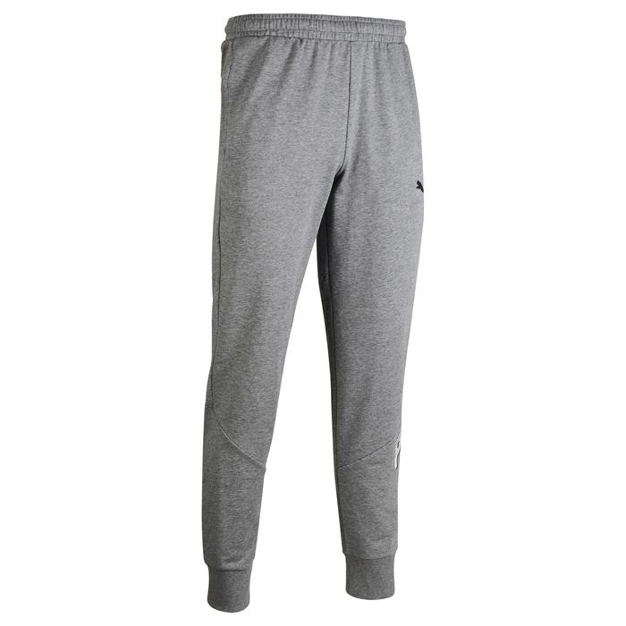 Pantalon PUMA Gym & Pilates homme gris Active - 1318812
