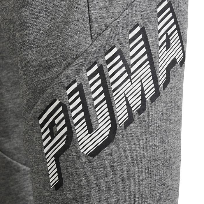 Pantalon PUMA Gym & Pilates homme gris Active - 1318832