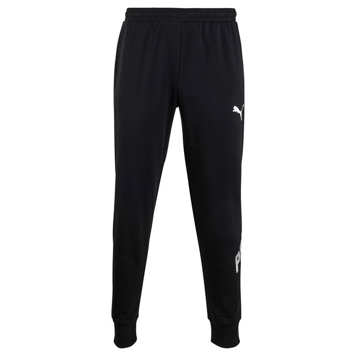 Pantalon PUMA Gym & Pilates noir homme Active - 1318844