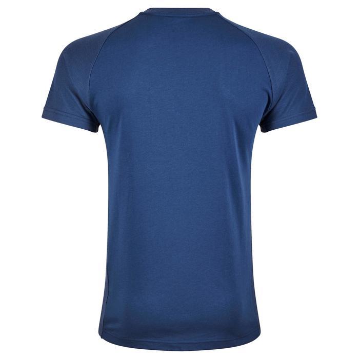 T-shirt PUMA Gym & Pilates homme bleu Evostripe - 1318848