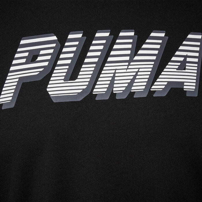 T-shirt PUMA Gym & Pilates noir homme Active - 1318850