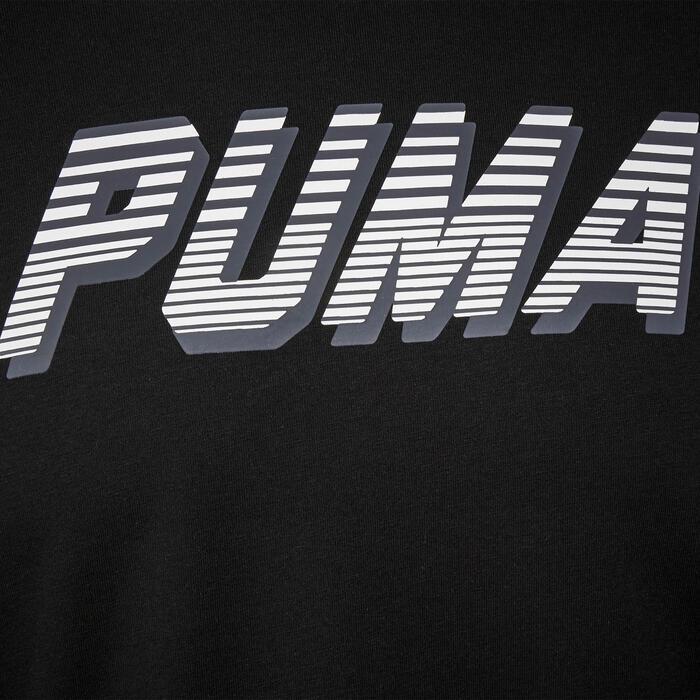 T-shirt PUMA Gym & Pilates noir homme Active - 1318850