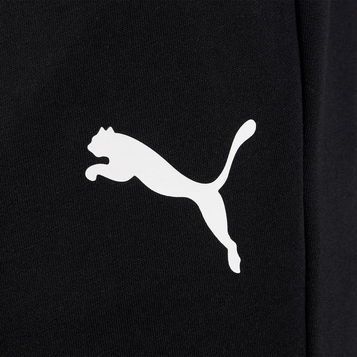 Herenbroek Puma voor gym en pilates Active zwart
