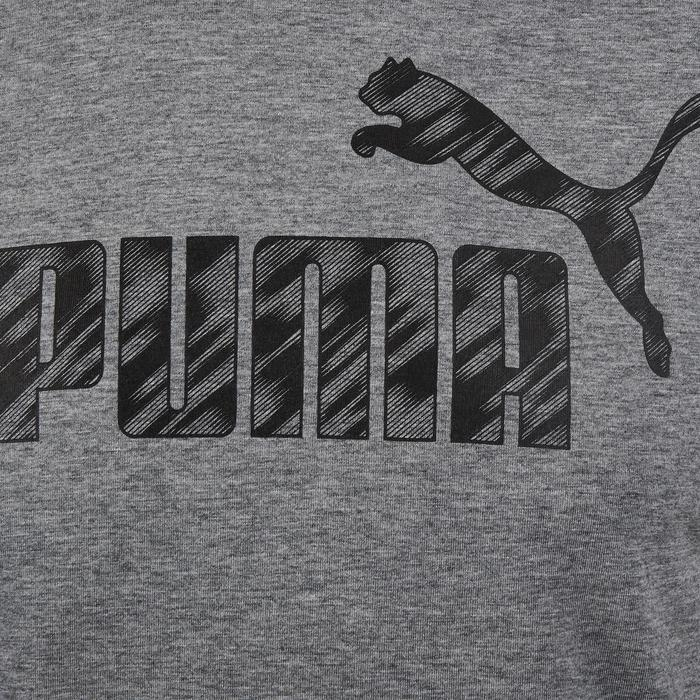 T-shirt PUMA Gym & Pilates homme gris Summer - 1318869