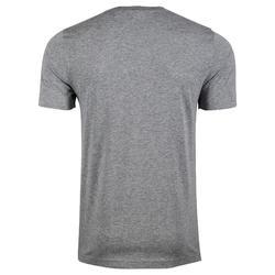 Camiseta Manga Corta Gimnasia Pilates Puma SS18 Hombre Gris