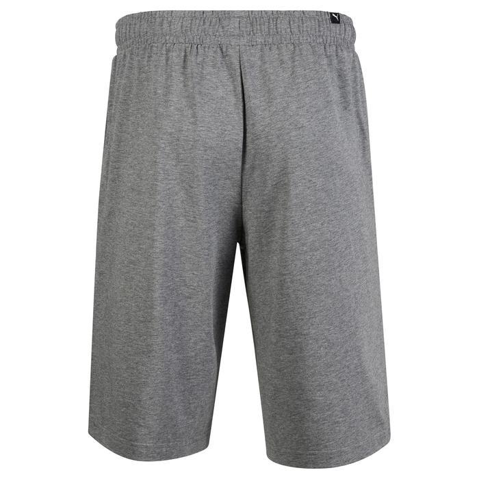 Short PUMA Gym & Pilates Homme gris Summer