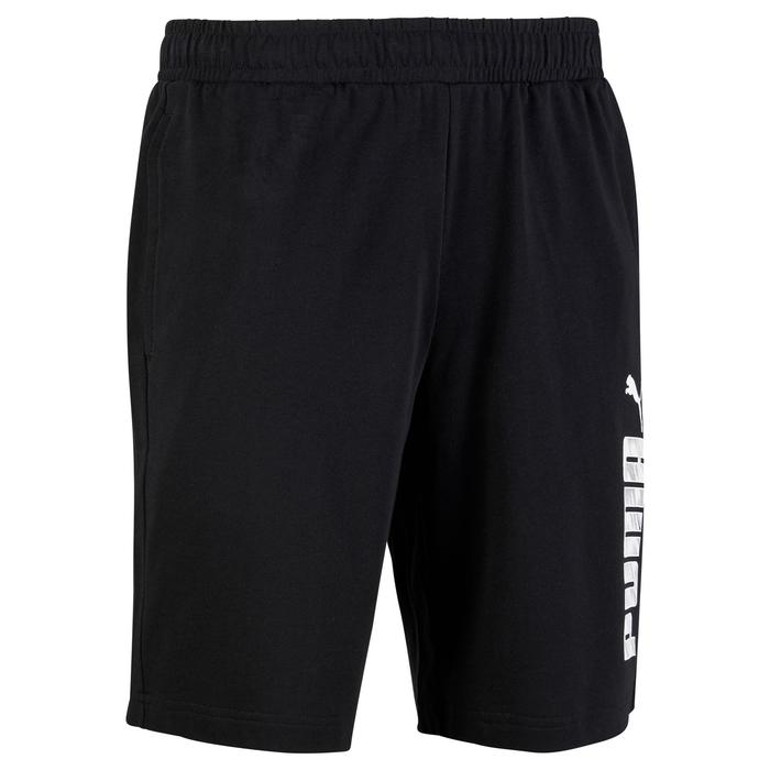 Short PUMA Gym & Pilates noir homme Summer - 1318903