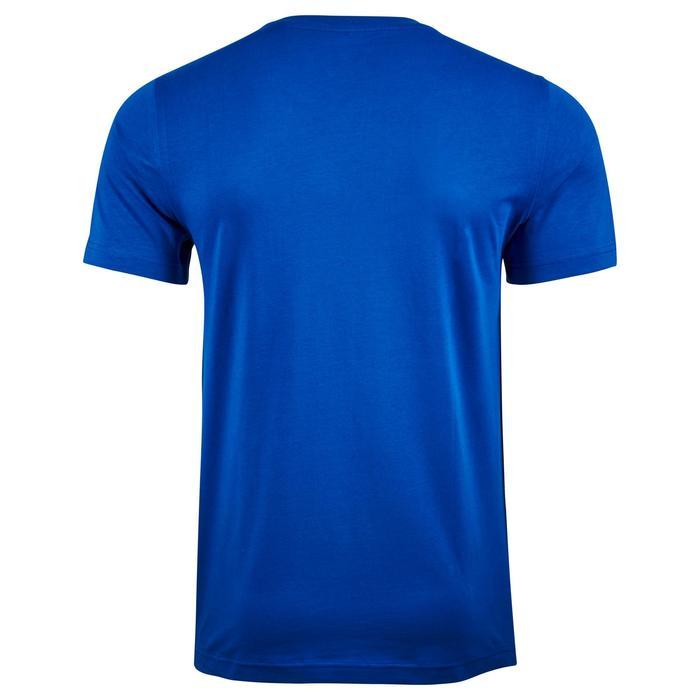 Heren T-shirt Puma voor gym en pilates Summer blauw