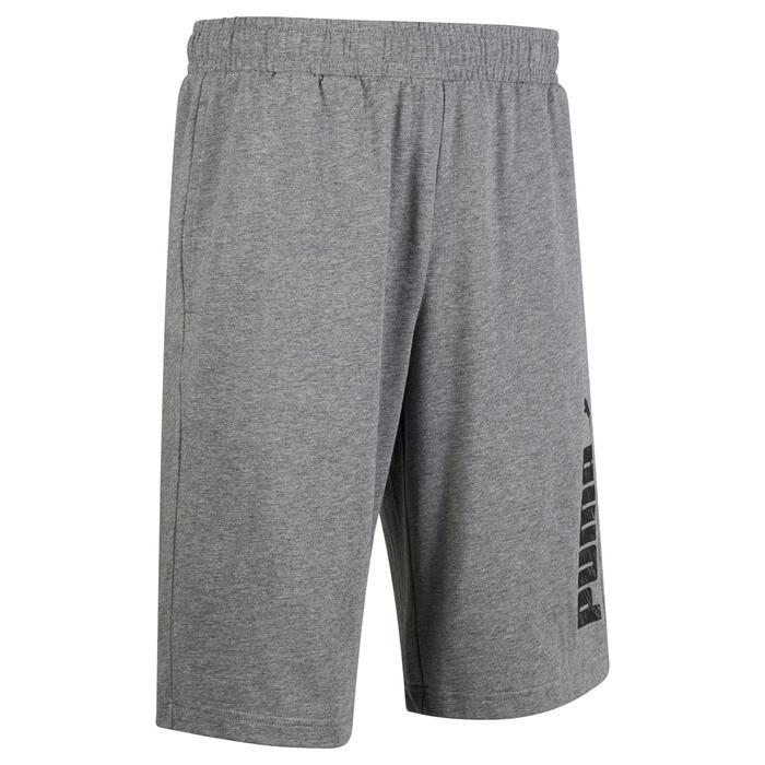 Short PUMA Gym & Pilates Homme gris Summer - 1318923