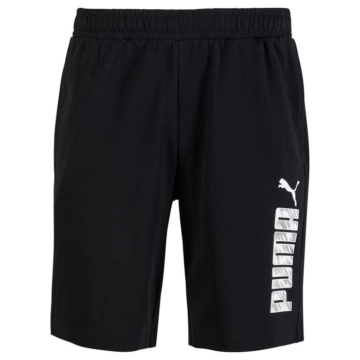 Short PUMA Gym & Pilates noir homme Summer - 1318924