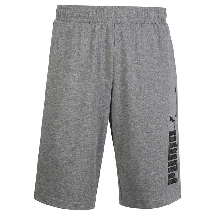 Short PUMA Gym & Pilates Homme gris Summer - 1318941
