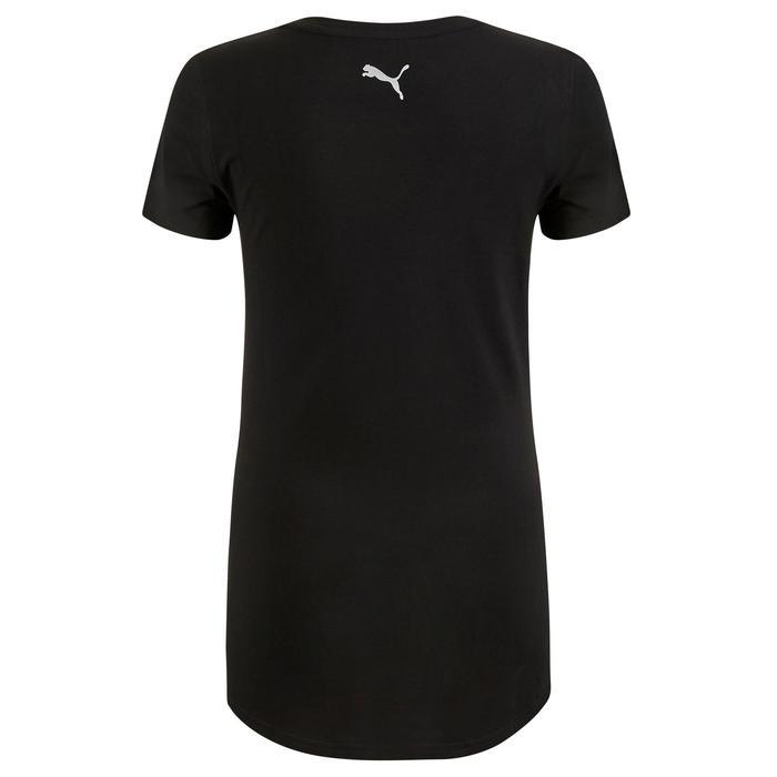 T-shirt PUMA Gym & Pilates femme noir - 1318954