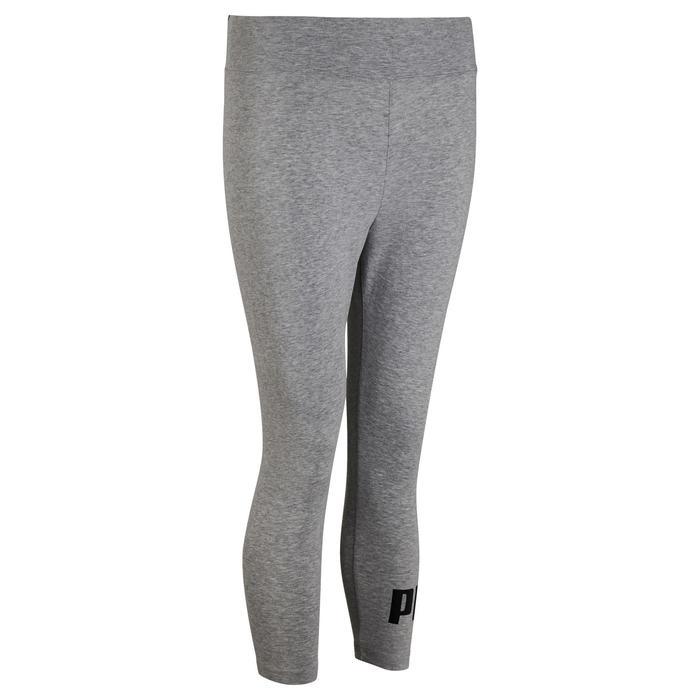 Corsaire PUMA Gym & Pilates femme gris - 1318956