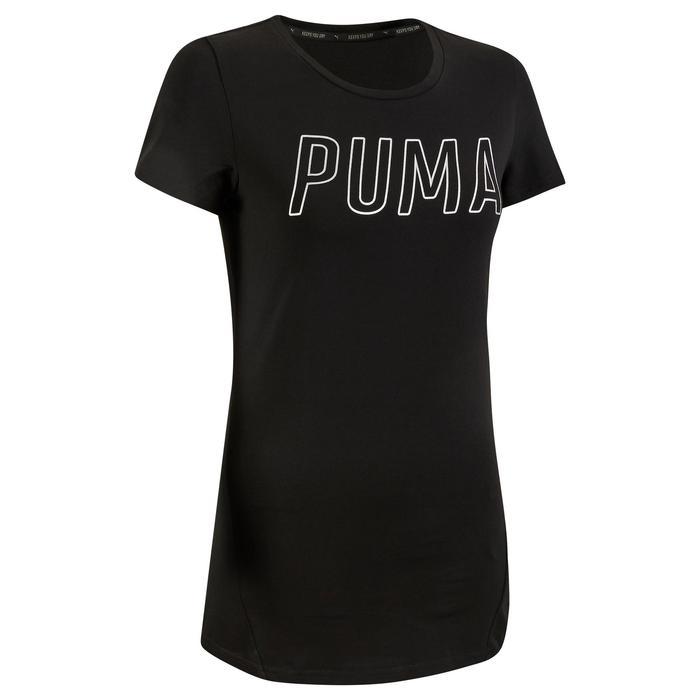 T-shirt PUMA Gym & Pilates femme noir - 1318959