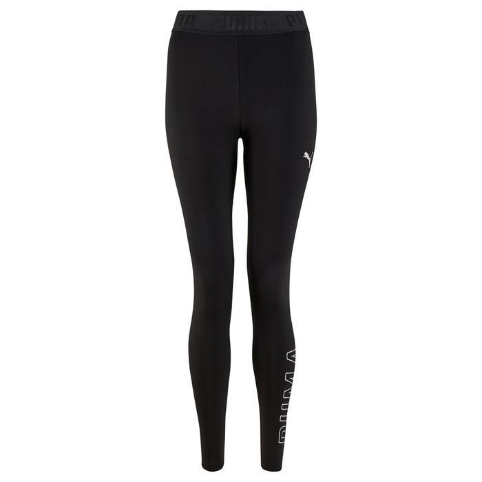Legging PUMA Gym & Pilates femme noir - 1318962