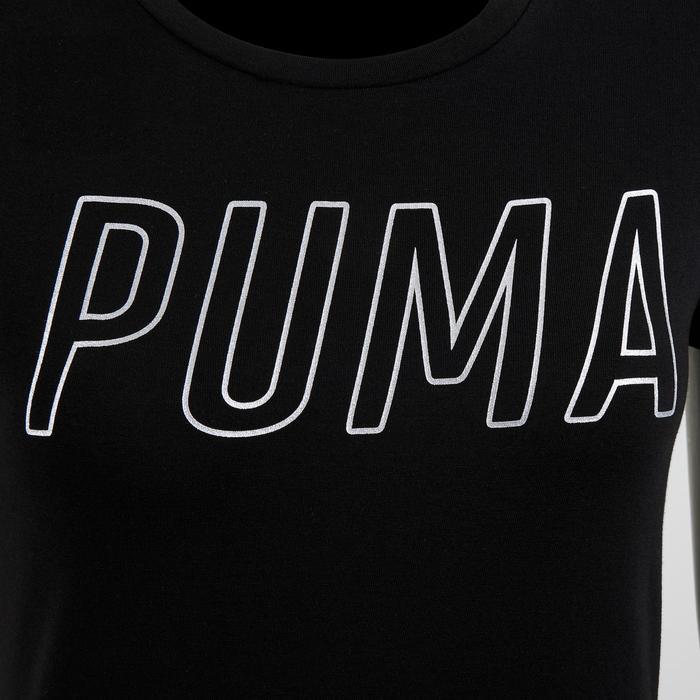 T-shirt PUMA Gym & Pilates femme noir - 1318968