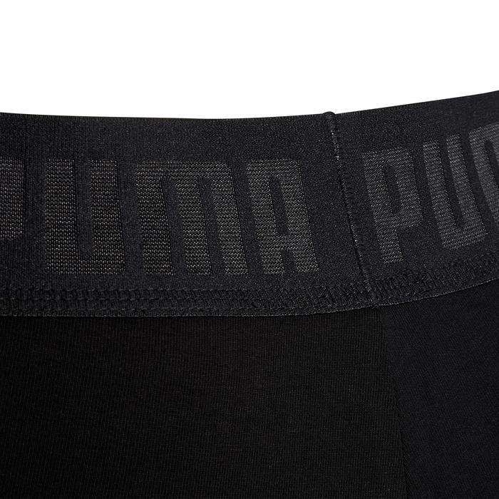 Dameslegging Puma voor gym en pilates zwart