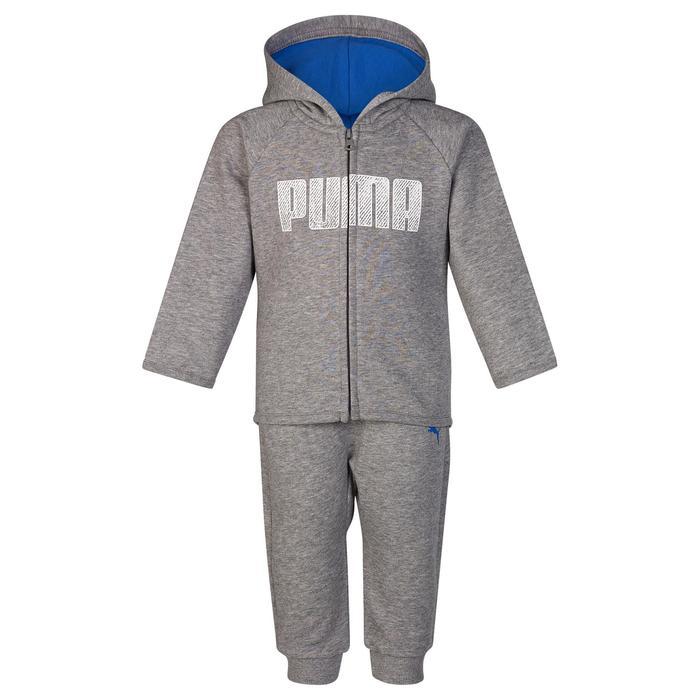 Survêtement baby gris bleu - 1319002