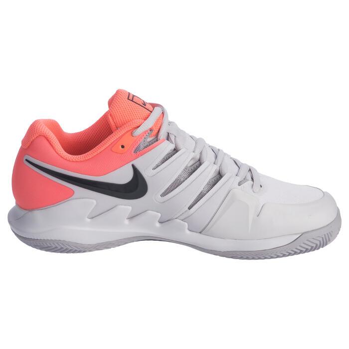 Tennisschoenen dames Zoom Vapor Vast grijs