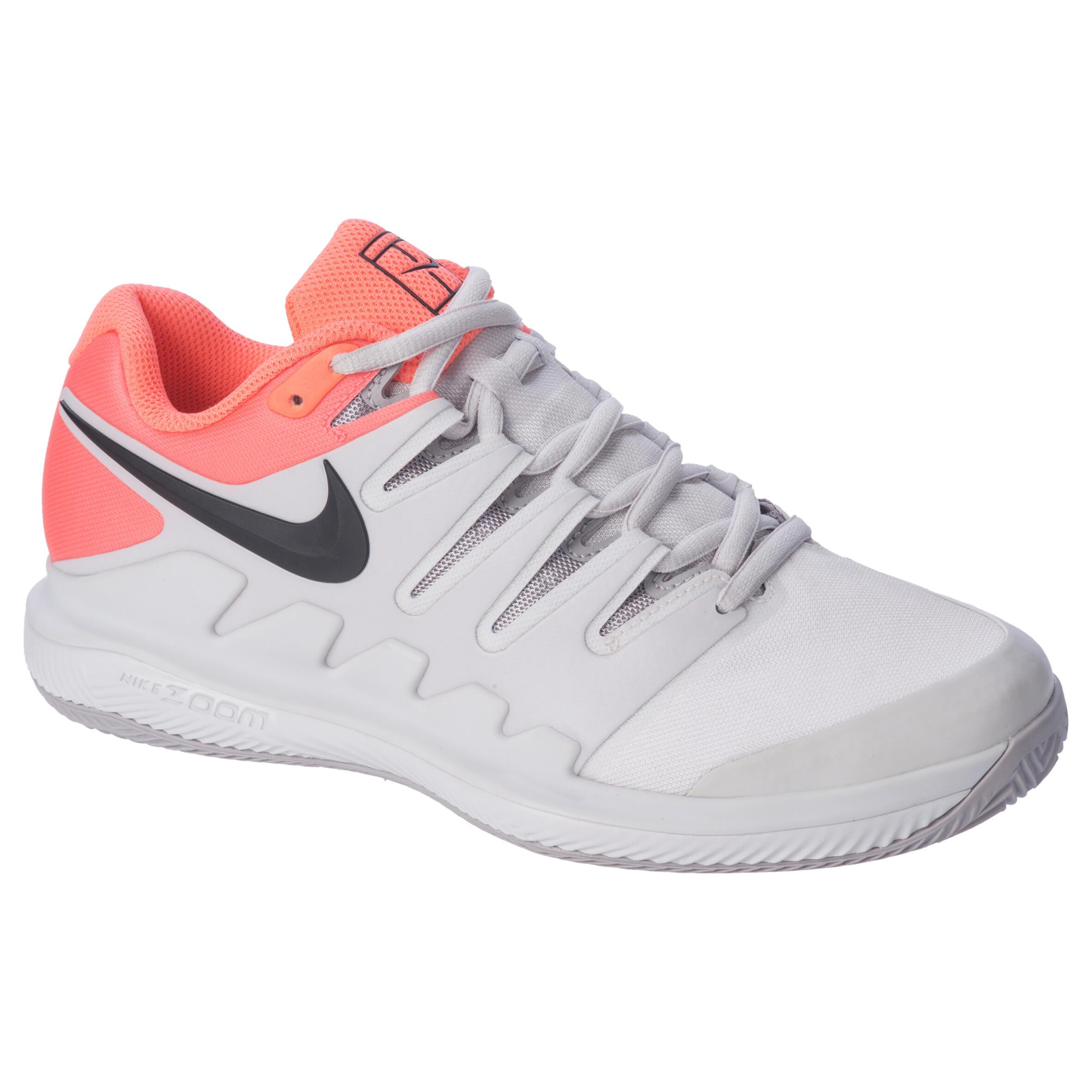 Nike Tennisschoenen dames Zoom Vapor Vast grijs