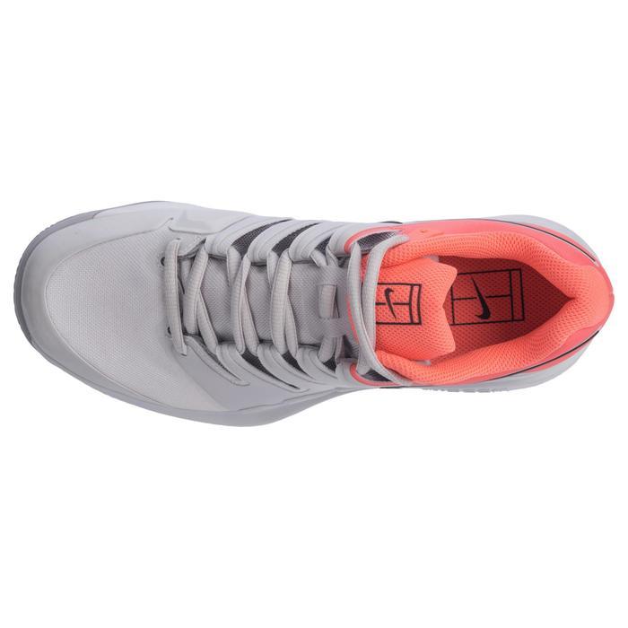 Tennisschoenen dames Zoom Vapor Vast grijs - 1319034