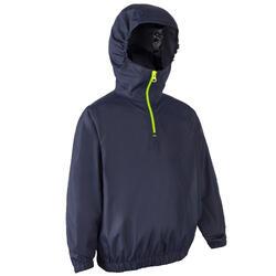 兒童小艇/雙體船防風連帽外套 100 Anorak-深藍色