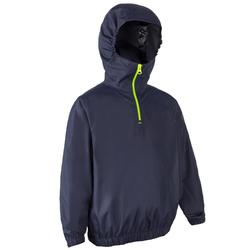 100 Children's Windproof Dinghy/Catamaran Sailing Anorak Dark Blue